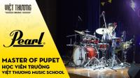 Master of Pupet - Drum solo tại Drum Clinic